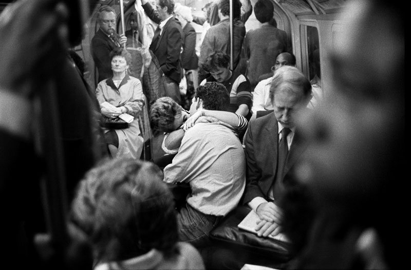 Life in the Tube 40 Years of London Underground Photography by Bob Mazzer (18)