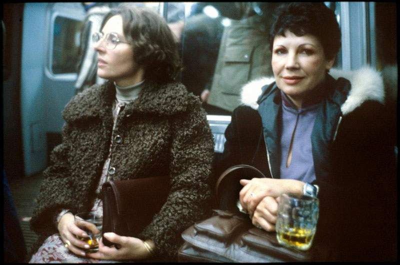 Life in the Tube 40 Years of London Underground Photography by Bob Mazzer (3)