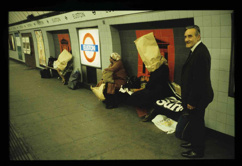 Life in the Tube 40 Years of London Underground Photography by Bob Mazzer (7)