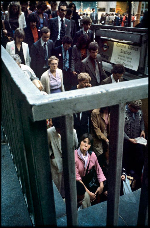 Life in the Tube 40 Years of London Underground Photography by Bob Mazzer (8)