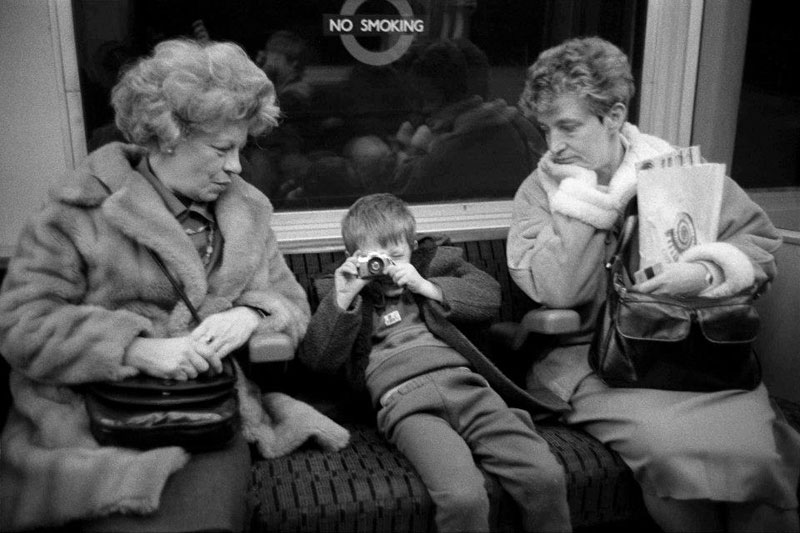 Life in the Tube 40 Years of London Underground Photography by Bob Mazzer (9)