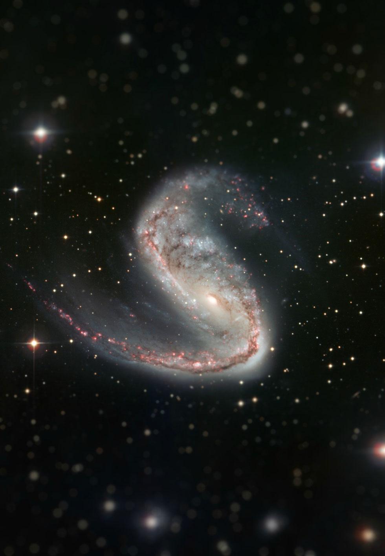meathook galaxy tilt shift miniaturized 1 The Vastness of Space, Miniaturized