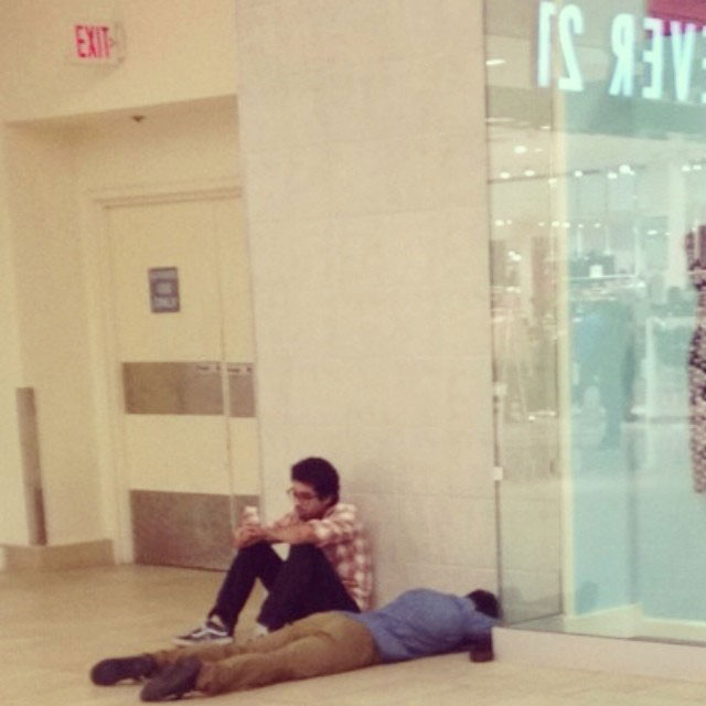 miserable men instagram men shopping with their wives and girlfriends (10)