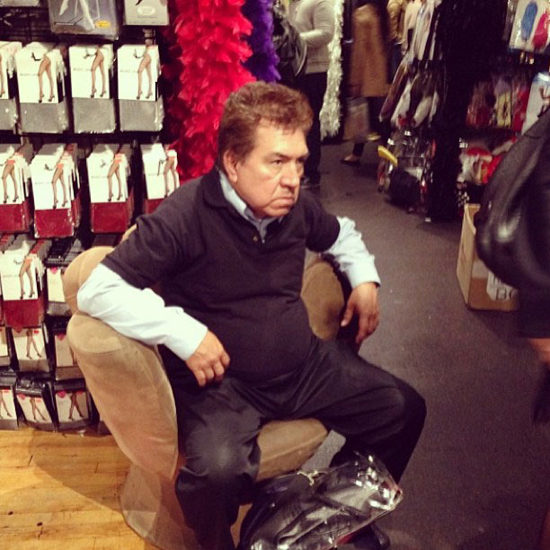 miserable men instagram men shopping with their wives and girlfriends (15)