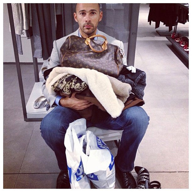 miserable men instagram men shopping with their wives and girlfriends (8)