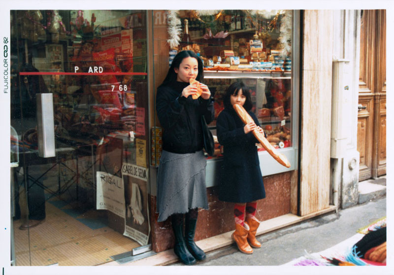 Photographer Travels Back in Time to Visit Her Younger Self