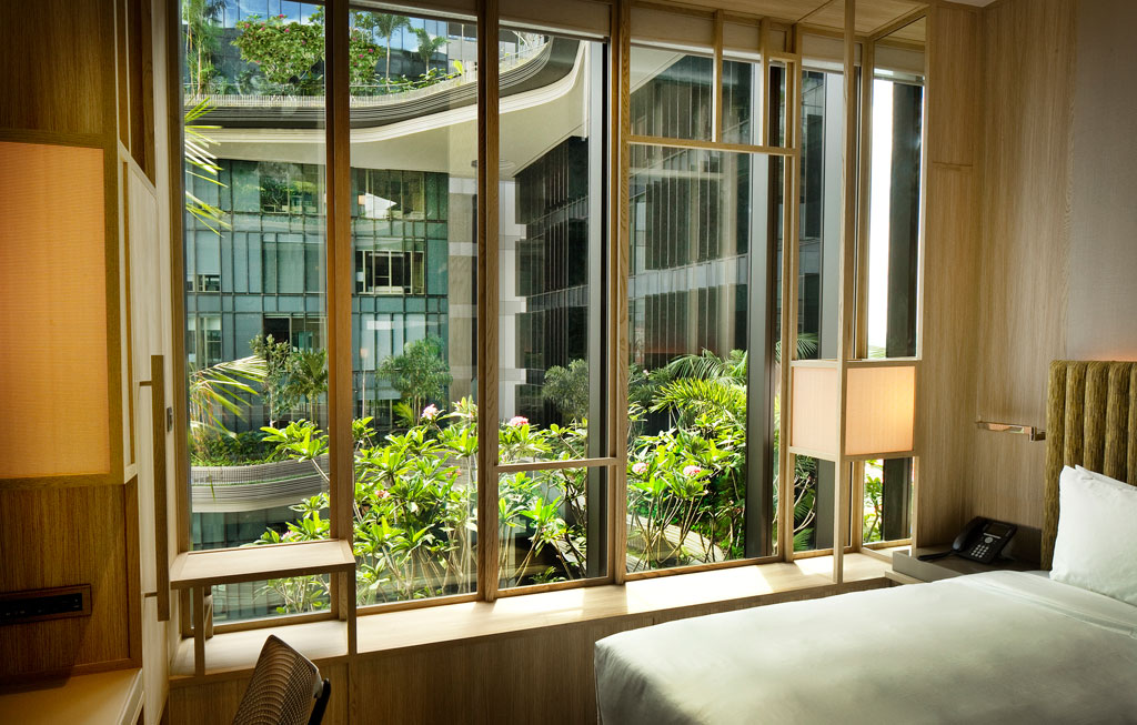 parkroyal on pickering hotel singapore skygardens by woha (7)