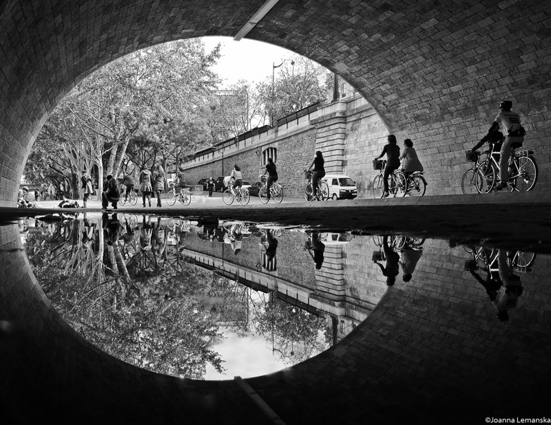 Water Reflection Photography Black And White Picture of the ...