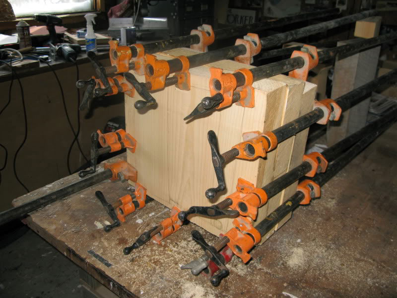 wood turning blocks