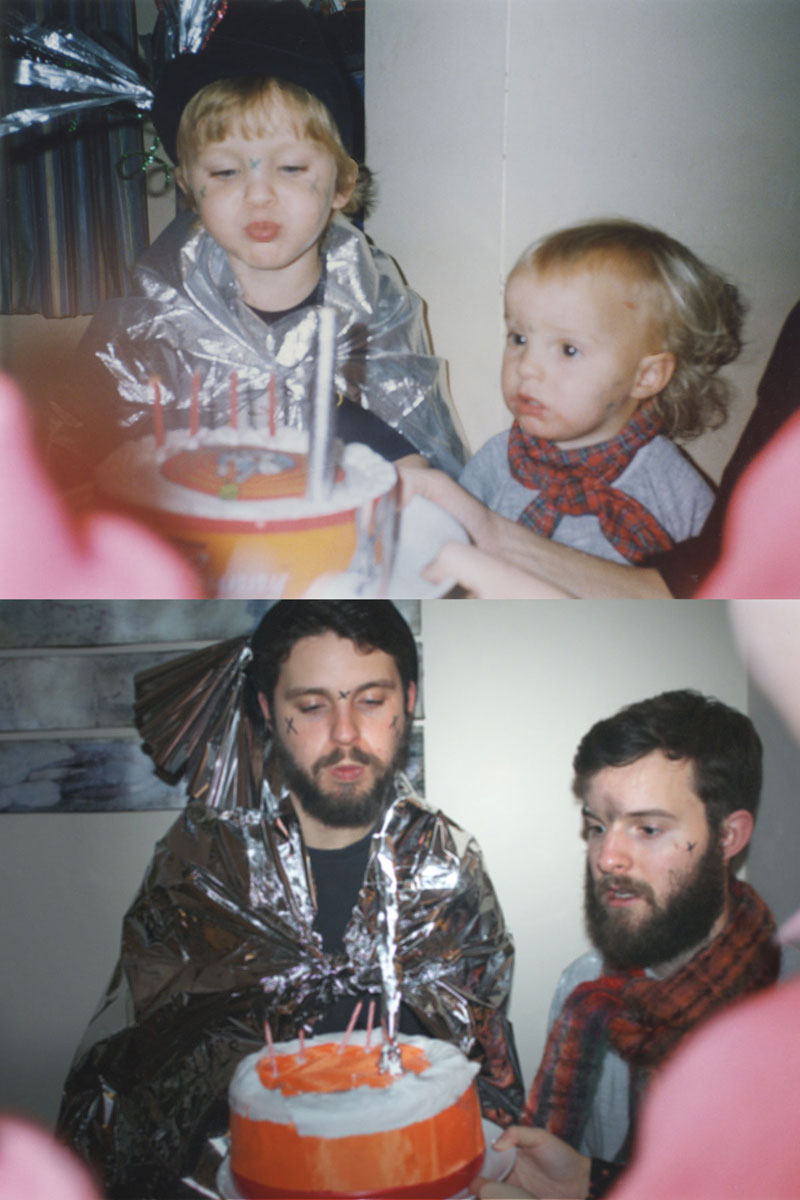 two brothers recreate childhood photos joe luxton (5)
