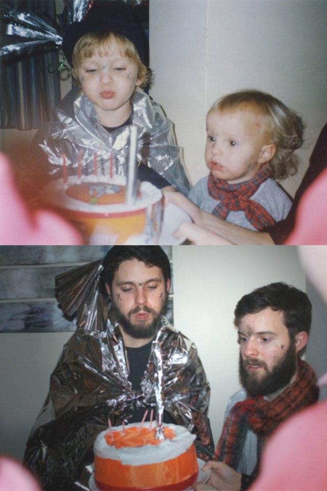 two brothers recreate childhood photos joe luxton (5)