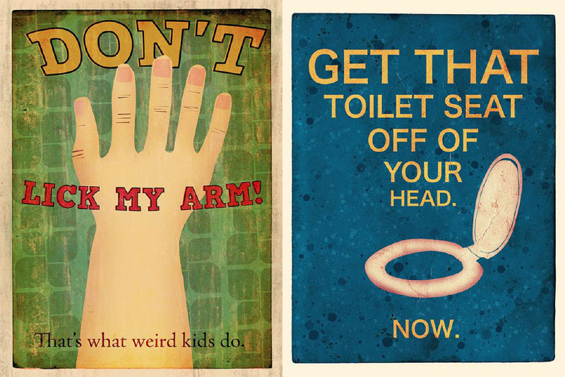 Dad Illustrates the Darndest Things He's Ever Said to His Kids