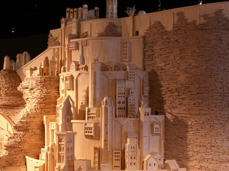minas-tirith-made-from-matchsticks-by-pat-acton-matchstick-marvels-(11)