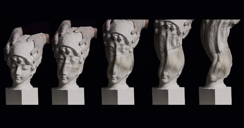 The Mind Melting Paper Sculptures of LiHongbo