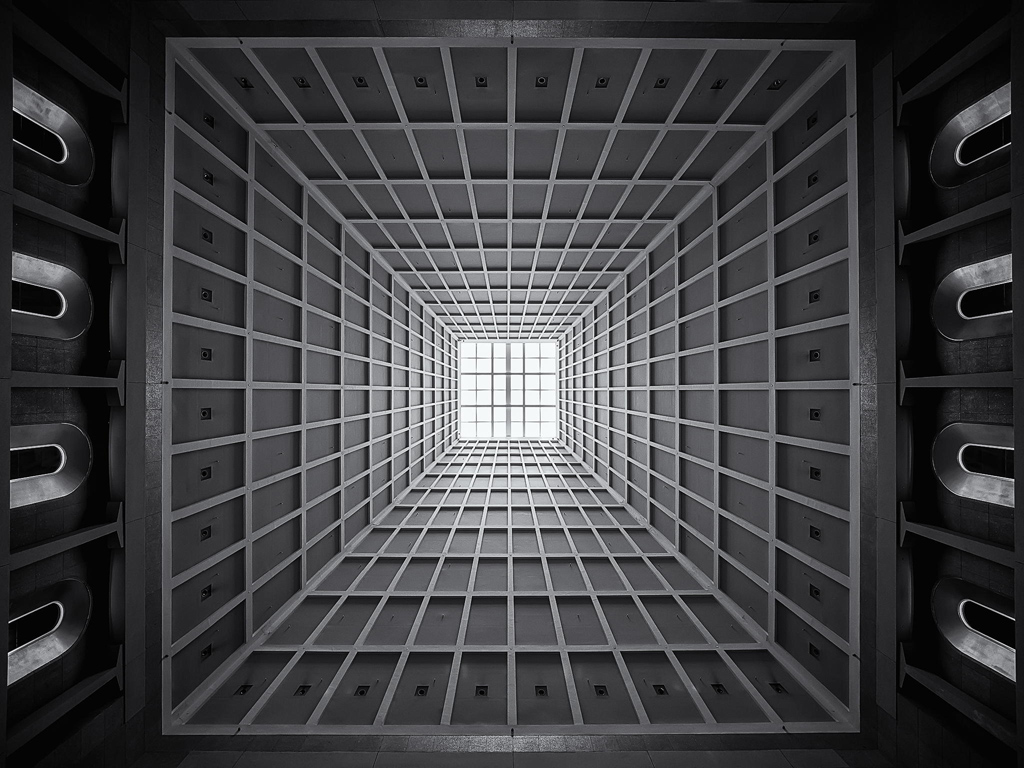Picture of the Day: The Most Hypnotic Ceiling in Shanghai