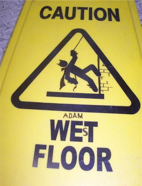 caution wet floor funny signs (1)
