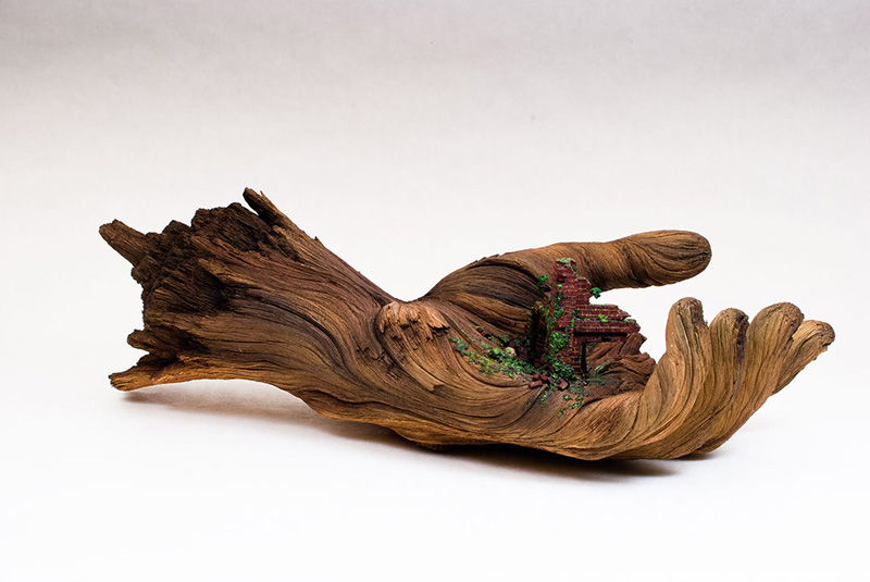 ceramic sculptures that look like wood by christopher david white (6)
