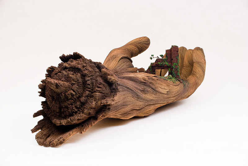 ceramic sculptures that look like wood by christopher david white (7)