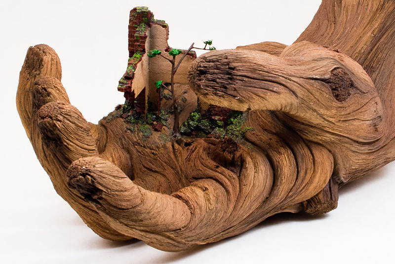 ceramic sculptures that look like wood by christopher david white (8)