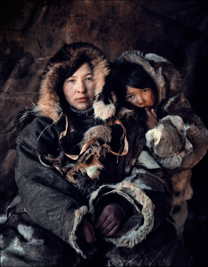 chukchi jimmy nelson before they pass away 15 Striking Portraits of Ancient Tribes Around the World