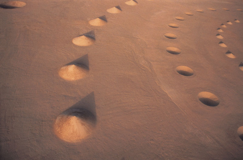 desert breath land art installation sahara egypt crop circle dast arteam (12)