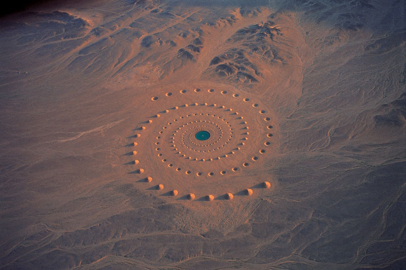 desert breath land art installation sahara egypt crop circle dast arteam (2)