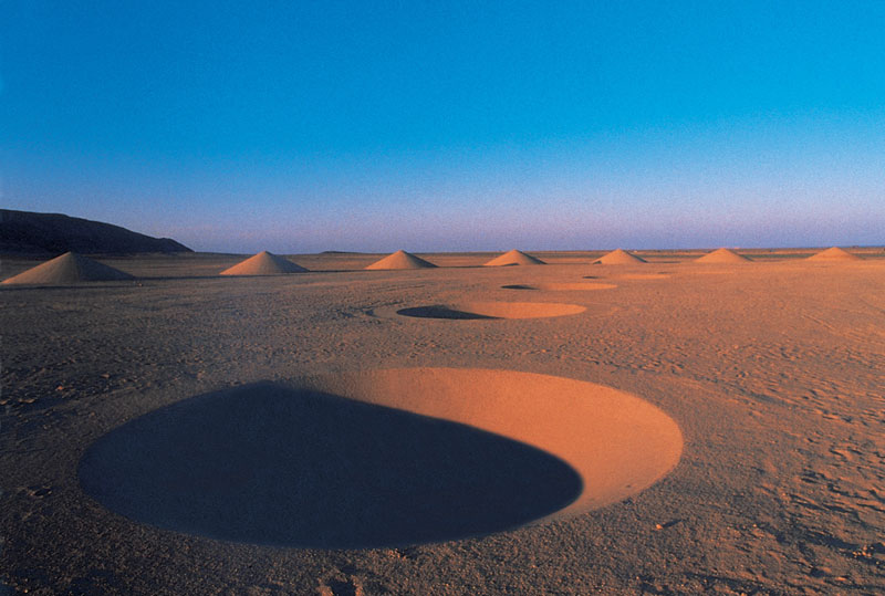 desert breath land art installation sahara egypt crop circle dast arteam (9)