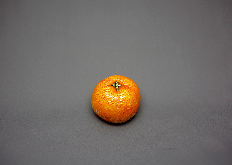 foods painted to look like other foods by hikaru cho  (3)