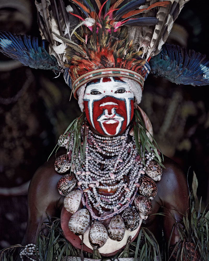 goroka jimmy nelson before they pass away 2 15 Striking Portraits of Ancient Tribes Around the World