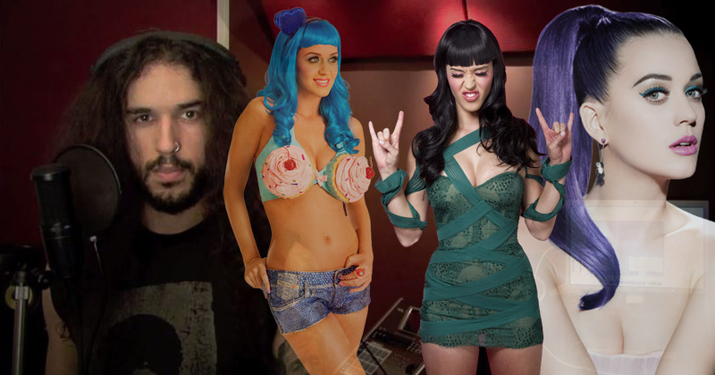 This Guy Covers Katy Perry's Dark Horse in 20 Different Styles and It'sAwesome