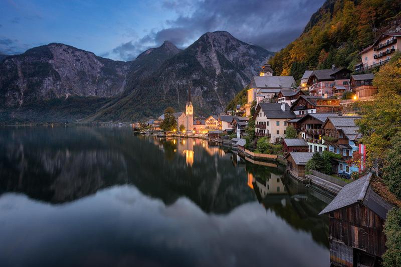 Picture of the Day: Hallstatt Village,Austria