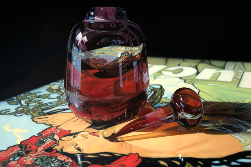 hyperrealistic still life paintings by jason de gaaf (5)