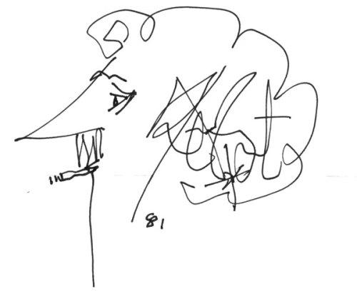 kurt-vonnegut's-signature