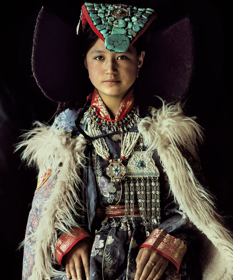 ladakhi jimmy nelson before they pass away 15 Striking Portraits of Ancient Tribes Around the World