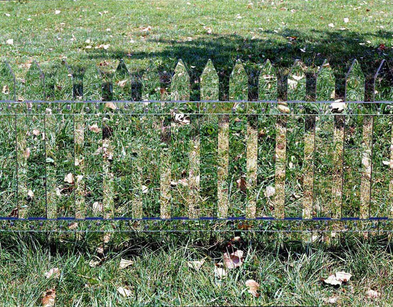 mirrored fence by alyson shotz (1)