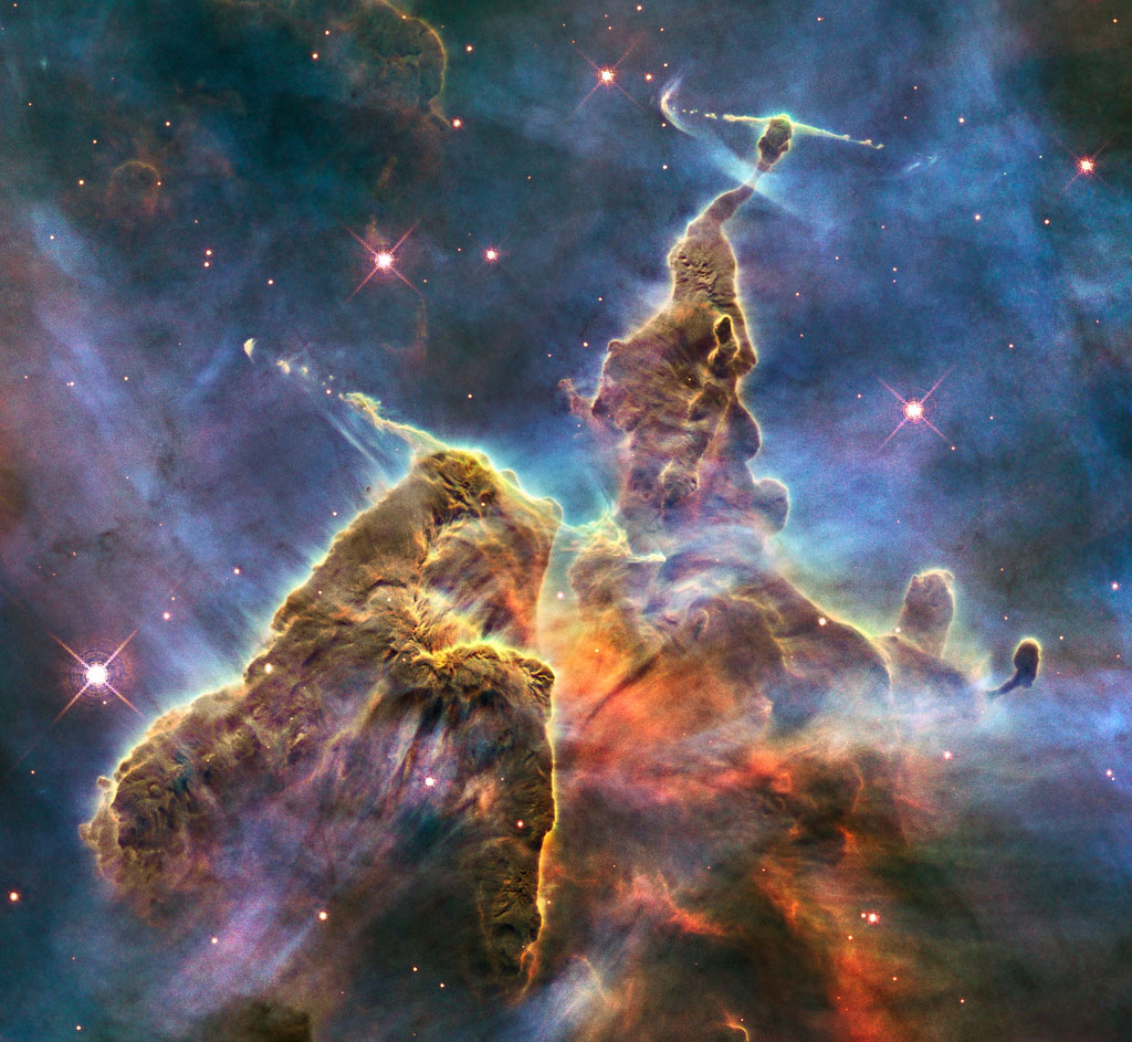 NASA Celebrates 'Cosmos' Reboot with Amazing Set of Space Images