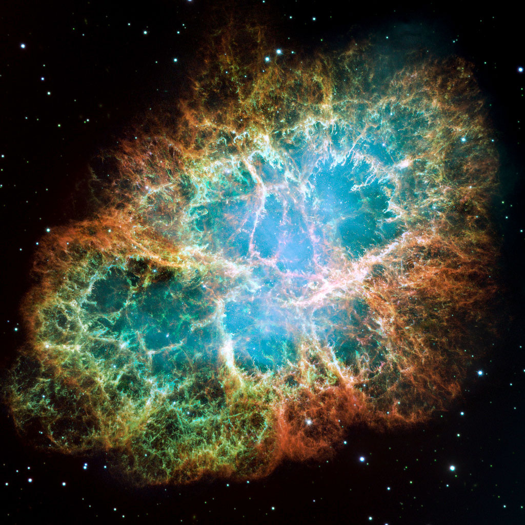 Interesting pictures of the cosmos