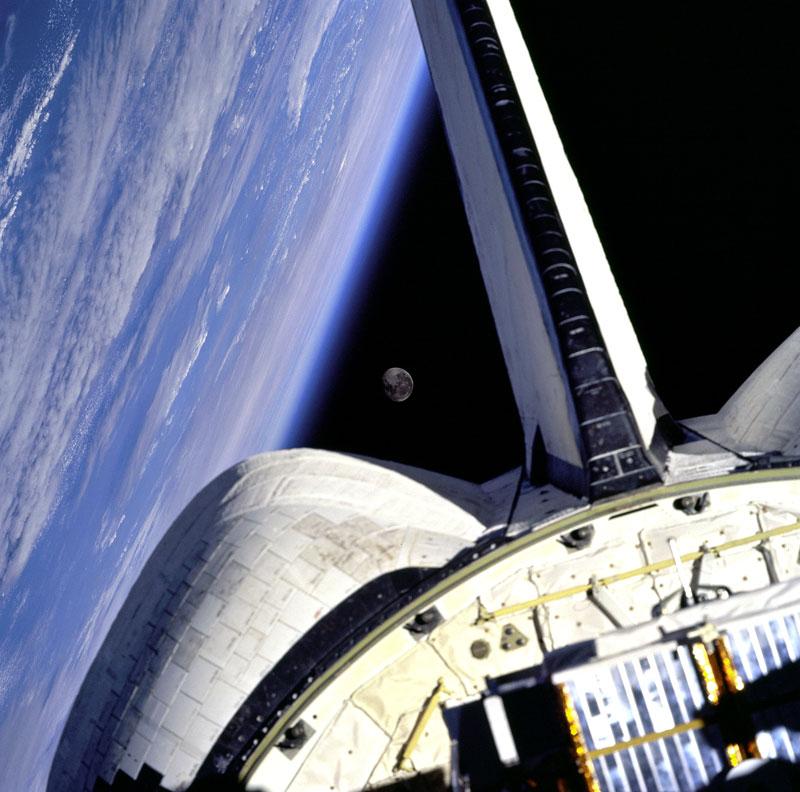 astronaut life in spaceship - photo #49