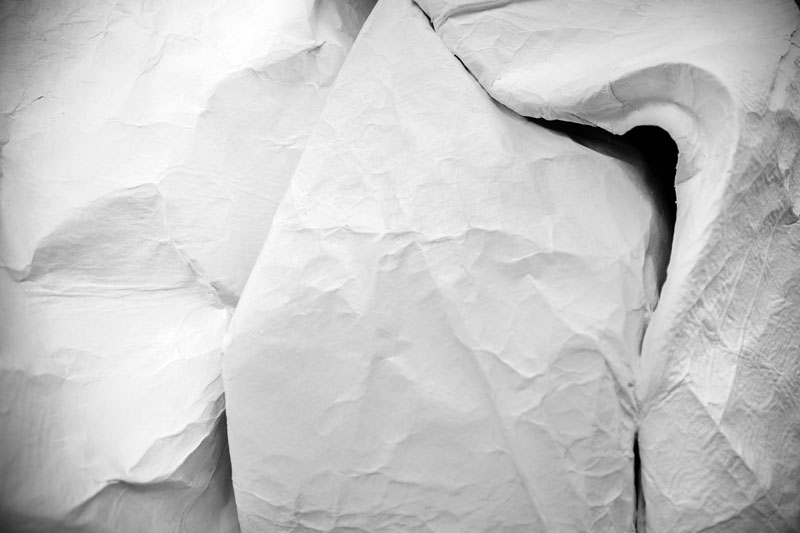 sipho mabona folds a life sized origami white elephant from a single sheet of paper (4)