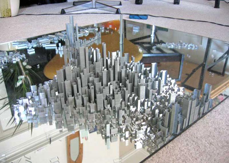 Staple Metropolises by PeterRoot