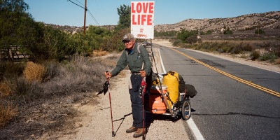 After 14 Years and 34,000 Miles, this 64-year-old Dad Continues to Walk in Memory of his Kids