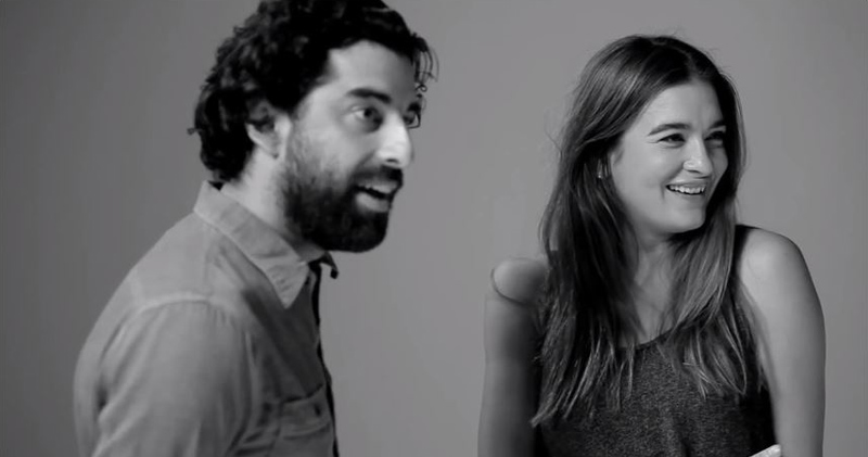 20 Strangers Were Asked to Kiss for the First Time. This is What HappenedNext