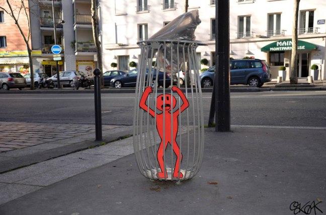arte de la calle por el roble encino (11)