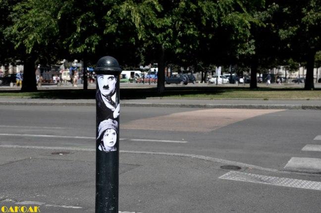 arte de la calle por el roble encino (4)
