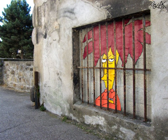 arte de la calle por el roble encino (9)