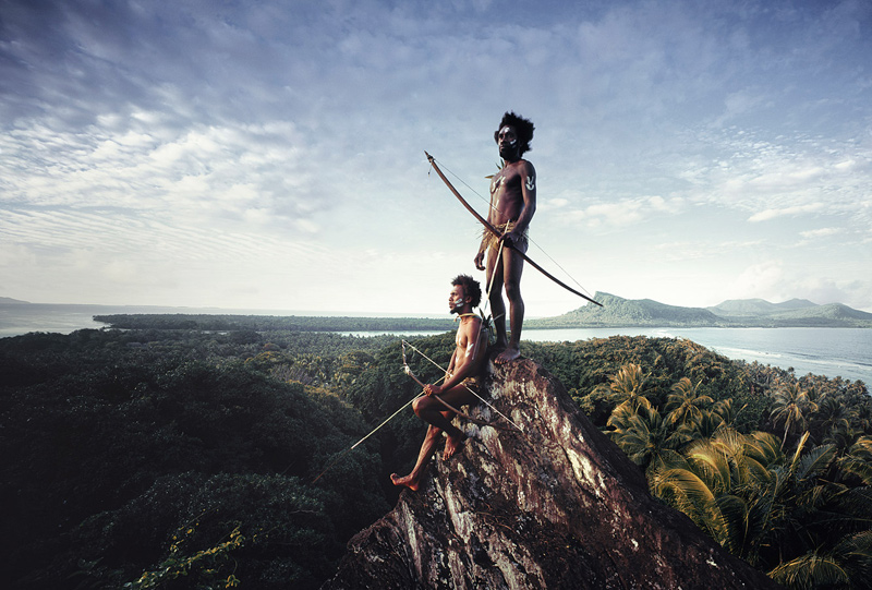 15 Striking Portraits of Ancient Tribes Around the World