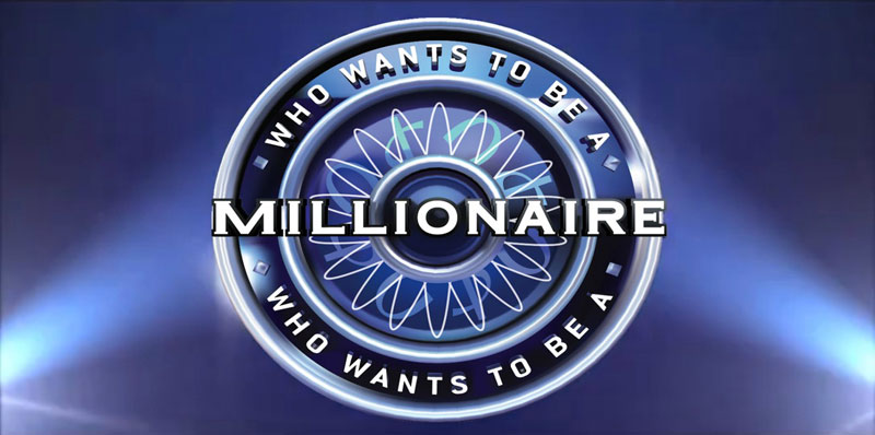 Millionaire game show 1999 for 25 000 pyramid game template