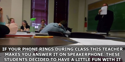 Entire Class Pranks Their Teacher for April Fools'Day