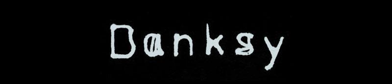 banksy logo 2014 Banksy Unveils Two New Artworks