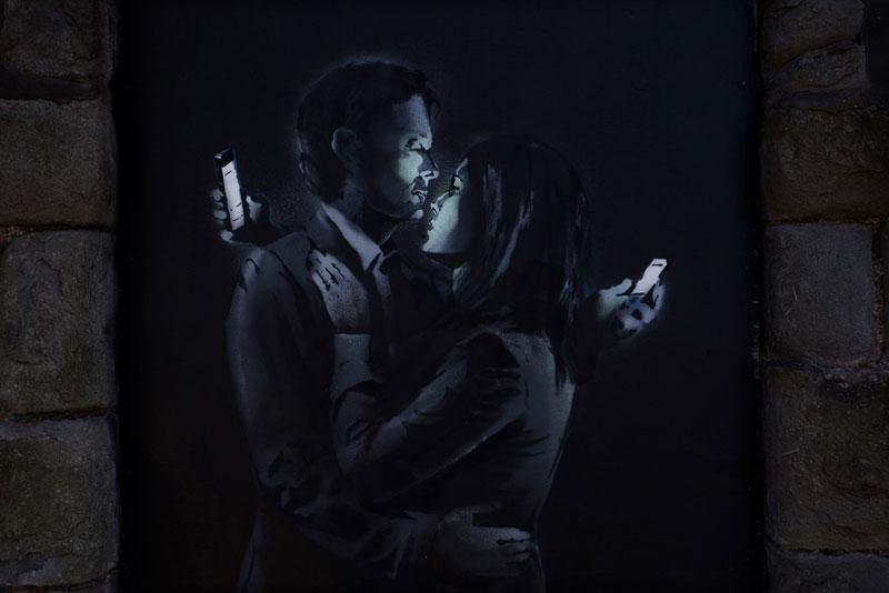 Banksy Unveils Two NewArtworks